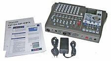 【MINT】Tascam DP-01FX Digital Portastudio 8-Trk 40GB HDD Recorder! Effects,USB