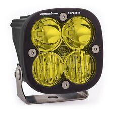 Baja Designs Squadron Sport ATV LED Light Driving Combo Amber Pattern