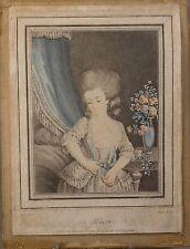 BONNET Louis-Marin 1736-1793 le matin d'après Frédérique SCHALL