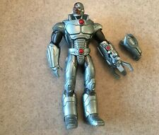 New listing Dc Direct Collectibles Cyborg New 52 Teen Titans Victor Stone Action Figure