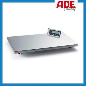 Bilancia Veterinaria professionale digitale in acciaio inox 150 kg - veterinario