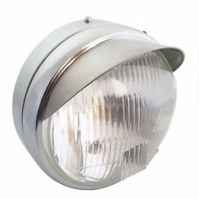 HEADLIGHT HEAD LAMP ROYAL ENFIELD UCE CLASSIC 350CC & 500CC MODELS VISOR SHADE