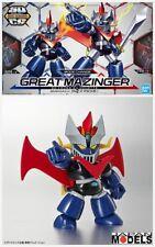 SDCS-01 GREAT MAZINGER Grande Mazinga SD BB Cross Silhouette Bandai Model Kit