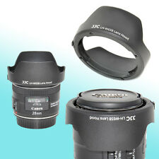 EW-65B Lens Hood Shade Canon EF 24mm 28mm f/2.8 IS USM 58mm Filter Thread JJC