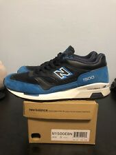 New Balance 1500EBN UK Size 9 Black Blue