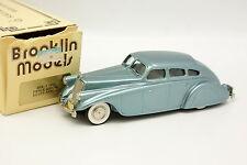 Brooklin 1/43 - Pierce Arrow Silver Arrow 1933 1ère version