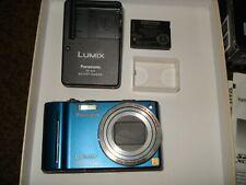 Panasonic Lumix DMC-ZS7 HD Avchd Lite 12x Optic Zoom Digital Camera + Accessorie