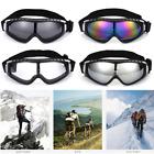 Adults Winter Snow Sports Goggles Ski Eyewear Snowmobile Snowboard Skate Glasses