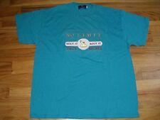 *Last One*Brand New*No Limit Soldier Gear T Shirt*Aqua*Sz Xl*Vintage 90's