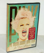 Pink: The Truth About Love Tour - Live from Melbourne (DVD, 2014)  ***NEW***