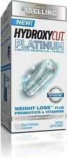 Hydroxycut - Platinum Weight Loss Dietary Supplement - 60 Capsules