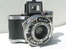 "APPAREIL PHOTO MINIATURE ""LUMIERE - ELJY"" 1948"