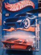 Hot Wheels - 2002 Fe - #10 - Nomader What