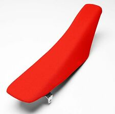 HONDA CRF 250 CRF250 2010 2011 2012 2013 SEAT COVER RED GRIPPER SEATCOVER MX