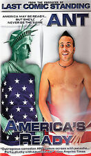Ant - America's Ready - DVD - (disc only)
