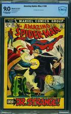 AMAZING SPIDER MAN # 109 US Marvel 1972 Dr STRANGE-Romita VFN-Presque comme neuf 9.0 CBCS