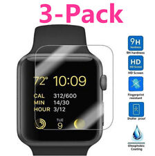 For Apple Watch Series 3 42mm Tempered Glass Screen Protector Guard Shield Saver
