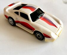 🏁 Matchbox 1986 Burnin Key Cars White Porsche 🏁