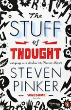 The Stuff of Thought: Language as a Window into Human Nature,S ,.9780141015477