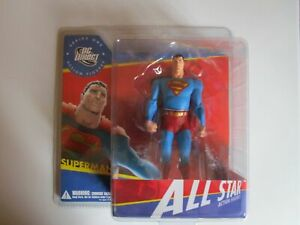 SUPERMAN All Star Series 1 Action Figure DC Direct