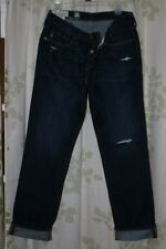 Abercrombie&Fitch Vintage Mens Low-Rise Slim Straight Jeans Medium NEW 31x30