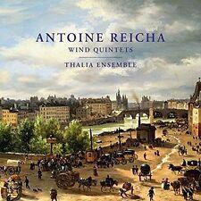 ANTOINE REICHA: WIND QUINTETS NEW CD