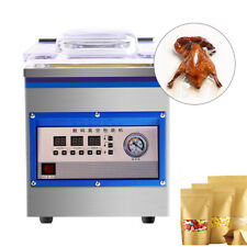 Auto Vacuum Chamber Sealer Food Sealing Machine Commercial Packing Machine Used