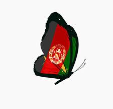 Afghanistan Car Window Sticker