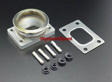 "T25 GT25 GT28 T28 Turbo Inlet To 3"" V Band Stainless FLANGE w/ GSK STUDS NUTS"