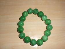New Agate Gem Stone Beads Stretch Bracelet