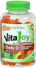 21st Century Vitajoy D 2000iu Gummy 120 ct