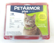 Pet Armor Plus For Cats&Kittens Over 1.5 lb Flea and Tick Squeeze-On 3 Count