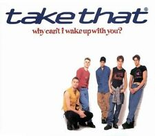 Take That Why can't I wake up with you? (1993) [Maxi-CD]