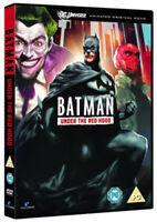 Batman: Under the Red Hood DVD (2010) Brandon Vietti cert PG ***NEW***