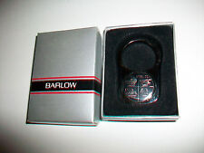 Barlow Keyring with Advertising J.D.L. Steel Co.