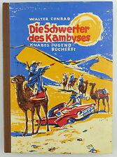 Libro: vecchio libro per bambini la sorella del kambyses knabes gioventù Biblioteca e464