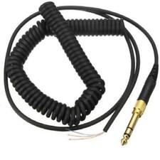 Replacement Spring Cable Cord Wire Plug for Beyerdynamic DT 770 Accessories