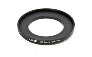 Stepping Ring 38.1-55mm 38.1mm to 55mm Step Up ring stepping ring 38.1-55mm