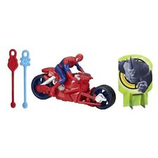 Spider-Man Plastic Vehicle Action Figures