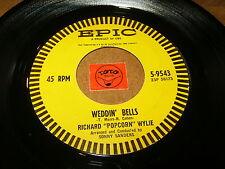 "RICHARD ""POPCORN"" WYLIE - WEDDIN BELLS - COME TO ME  / LISTEN - SOUL POPCORN"