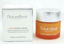 Natura Bisse C+C Vitamin Cream 2.5 oz/ 75 ml New In Retail Box