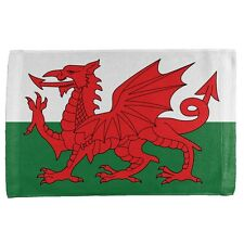 Welsh Flag All Over Sport Towel