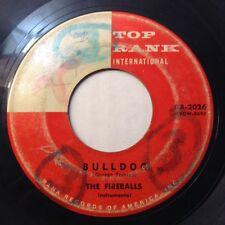 FIREBALLS 45 Nearly Sunrise/Bulldog 1959 INSTR ROCKABILLY ROCK&ROLL VG Top Rank