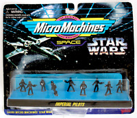 Star Wars Micro Machines Imperial Pilots - 1995 - Galoob - New in Package