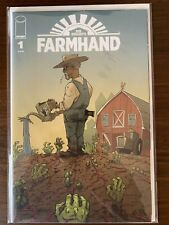 Farmhand #1 Image Comics - Unread Nm+ (First Print) Optioned For Tv By Amc