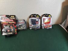Winners Circle Hood Magnet #21 Kevin Happy & #25 Vicker, 2 more diecast, Lot(4)