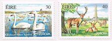 1999 Ierland 1139-1140 Europa CEPT Nationale parken