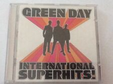 GREEN DAY INTERNATIONAL SUPERHITS CD (GREATEST HITS / VERY BEST OF) (2001) Punk.