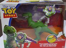 New Disney Pixar Toy Story REX'S Roarin Adventure Buzz Lightyear Action Figure
