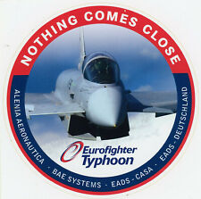 Decal Vinyl Sticker Eurofighter EF2000 TYPHOON Spanish AirForce SPAF Spain
